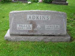 Della Esther <i>Sallee</i> Adkins