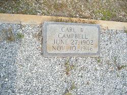 Carl W. Campbell