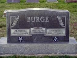 Blanche Irene <i>Shaw</i> Burge