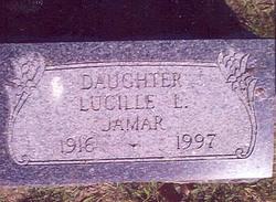 Lucille Lillian <i>Jamar</i> Bartlett