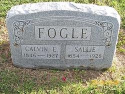 Sallie <i>Eubanks</i> Fogle
