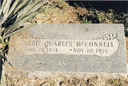 Carrie Eliza <i>Kirby</i> McConnell