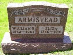 Eliza <i>Anderson</i> Armistead