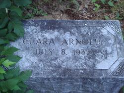 Clara Anna <i>Davis</i> Arnold