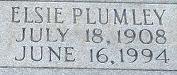 Elsie Mae <i>Plumley</i> Campbell