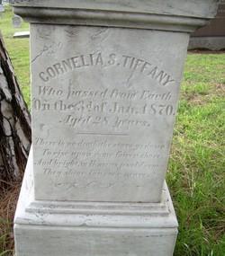 Cornelia S Tiffany