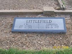 Cordelia <i>Glenn</i> Littlefield