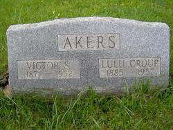 Lulu May <i>Croup</i> Akers