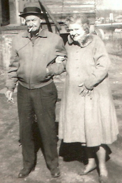 Gertrude Alice <i>Keenan</i> Forsyth