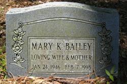 Mary K. Bailey