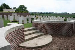 Godewaersvelde British Cemetery