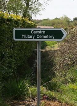 Caestre Military Cemetery
