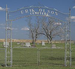 Erik Olson Cemetery