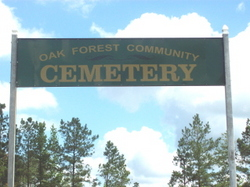 Oak Forest Community Cemetery