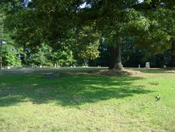 Tippett's Chapel FWB Church Cemetery