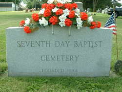 Seventh Day Baptist Cemetery