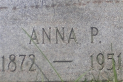 Anna Petrina <i>Miller</i> Smith
