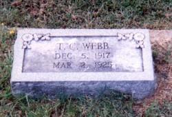 T C Webb