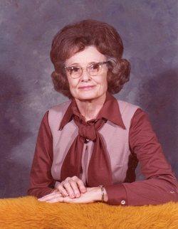 Mattie Ruth <i>Esselman</i> Cox