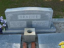 Francis Elizabeth <i>Veal</i> Frazier