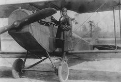 Bessie Brave Bessie Coleman