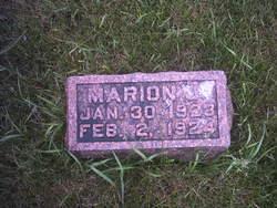 Marion John Anderson
