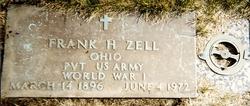 Frank Homer Zell, Sr