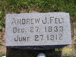 Andrew Jackson Felt