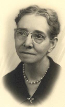 Charlotte Catherine Lottie <i>Rogers</i> Bates