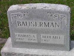 Charles A Bauserman