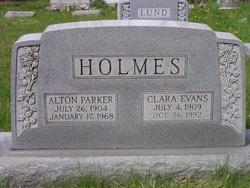Alton Parker Holmes