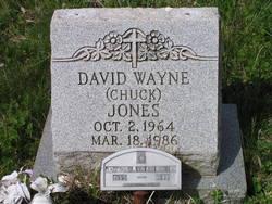 David Wayne Jones