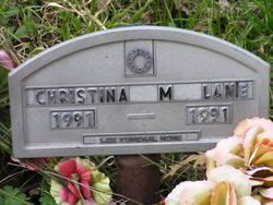 Christina M Lane