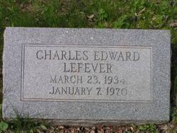 Charles Edward Lefever