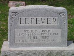 Ethel <i>Hibbs</i> Lefever