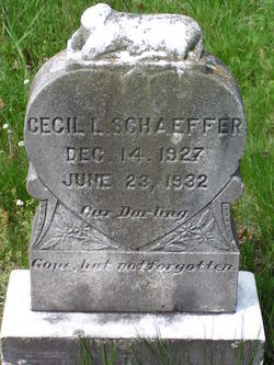 Cecil L Schaeffer