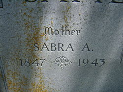 Sabra A. <i>Lamb</i> Satterfield