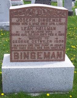 Joseph Brubacher Bingeman