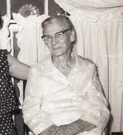 Mary Frances <i>Adam</i> Gage