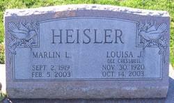 Marlin L. Heisler