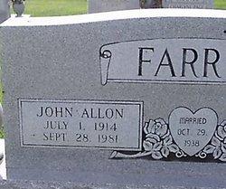 John Allon Farris