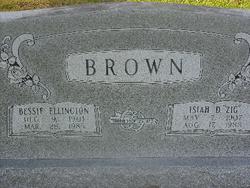 Isiah D. Zig Brown