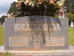 Daisy C Cameron