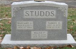 Walter P Buster Studds