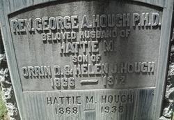 Hattie M <i>Dike</i> Hough