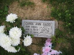Carol Ann Gadd