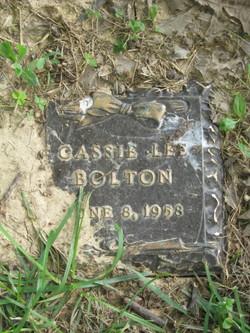 Cassie Lee Bolton