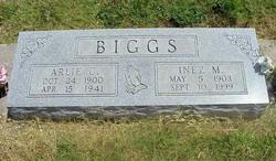 Inez M Biggs