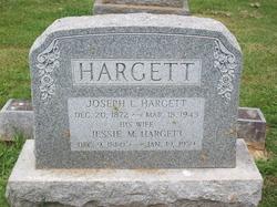 Jessie Matilda <i>Johnson</i> Hargett