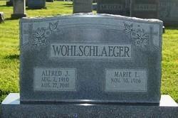 Alfred J. Wohlschlaeger
